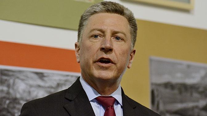Волкер: Украина намерена купить военную технику у США