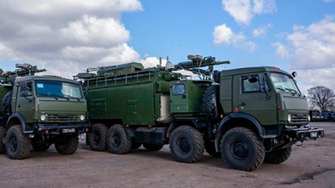 Командующий ЦВО рассказал о возможностях новейшего комплекса РЭБ «Палантин»