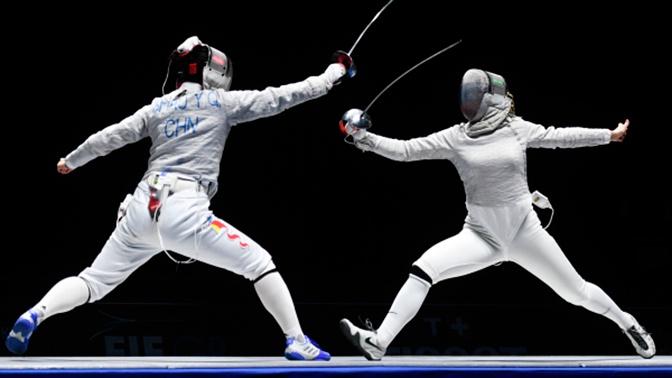 Российские саблистки стали чемпионками Европы