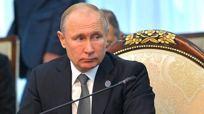 Путин запретил авиакомпаниям РФ полеты в Грузию
