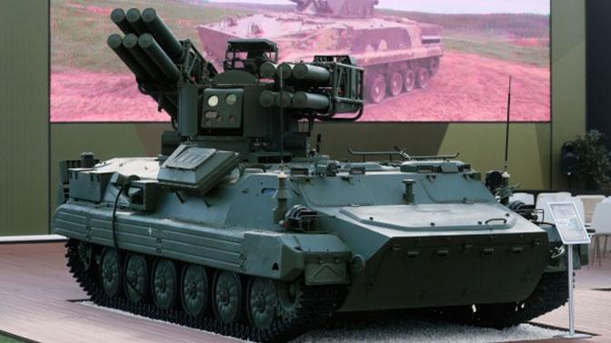 Новейший ЗРК «Сосна» поступит в российскую армию в 2022 году