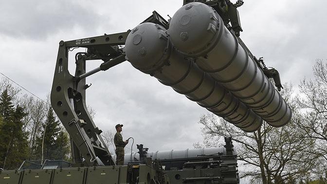 Борисов рассказал, когда система ПВО С-500 появится в войсках