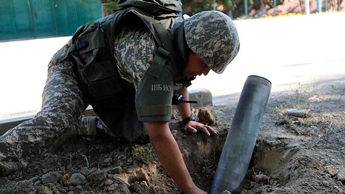 Увеличилось число жертв из-за взрывов в военной части в Казахстане