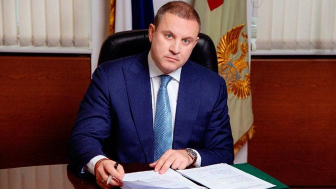Глава Рослесхоза Иван Валентик подал в отставку