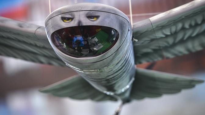 Российский дрон-сова восхитил британские СМИ