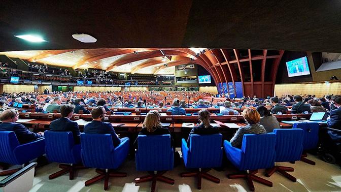 В Верховной раде рекомендовали приостановить участие Украины в ПАСЕ
