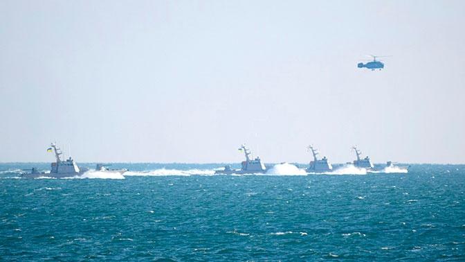 На Украине изменили план учений Sea Breeze из-за России