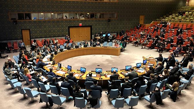 СБ ООН обсудит закон о языке на Украине по запросу России