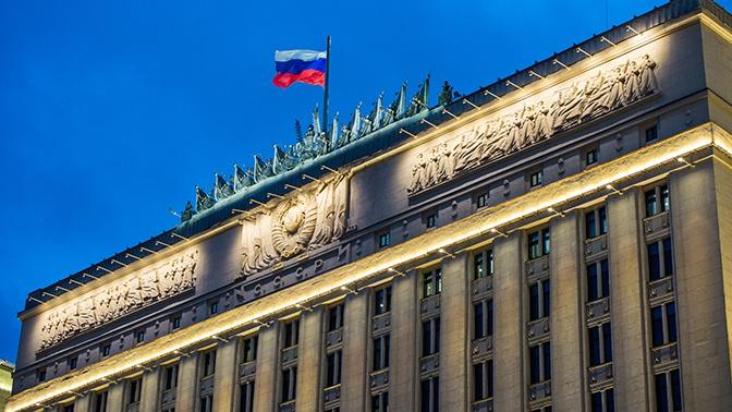 В Минобороны РФ опровергли сообщение о взрыве газа на подводном аппарате