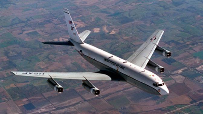Самолет ВВС США выполнит наблюдательный полет над Россией
