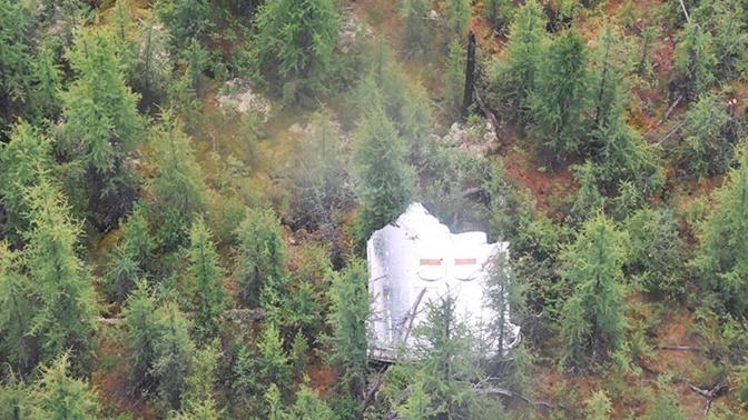 В лесах Якутии обнаружили фрагменты ракеты-носителя «Союз-2»