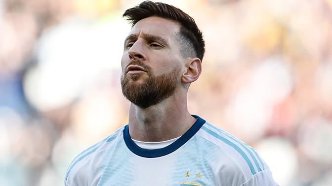 Аргентинское танго: на Кубке Америки скандально удалили Месси