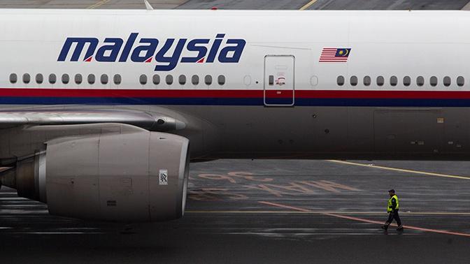 Озвучена новая версия причины крушения малайзийского Boeing рейса MH370