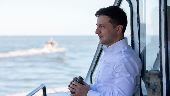 Зеленский рассказал о будущем украинского флота