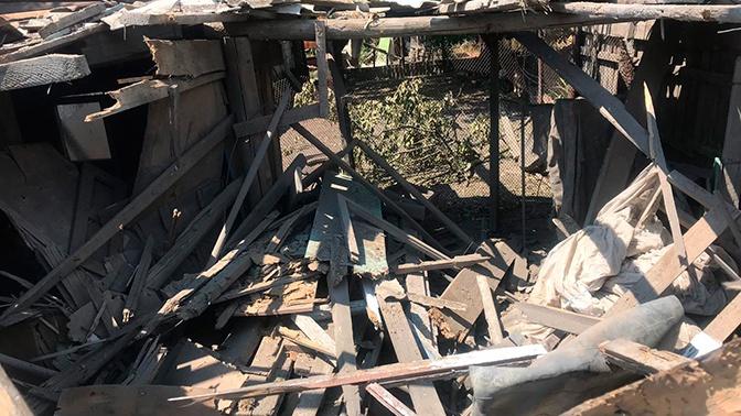 Съемочная группа «Звезды» попала под обстрел в Коминтерново