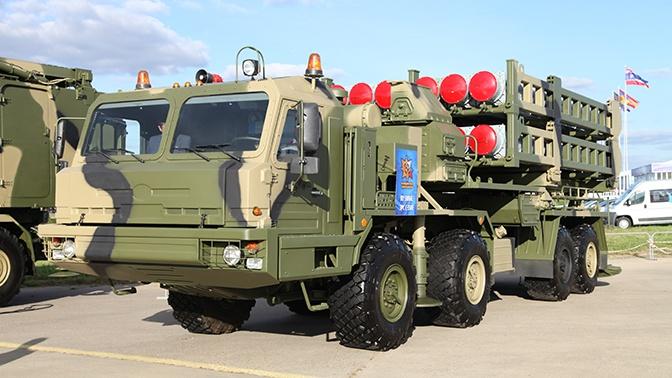 «Убийца крылатых ракет»: С-350 поступят на вооружение приграничных и приморских частей