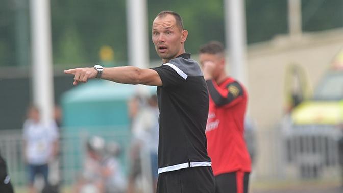 Игнашевич дебютировал в качестве тренера