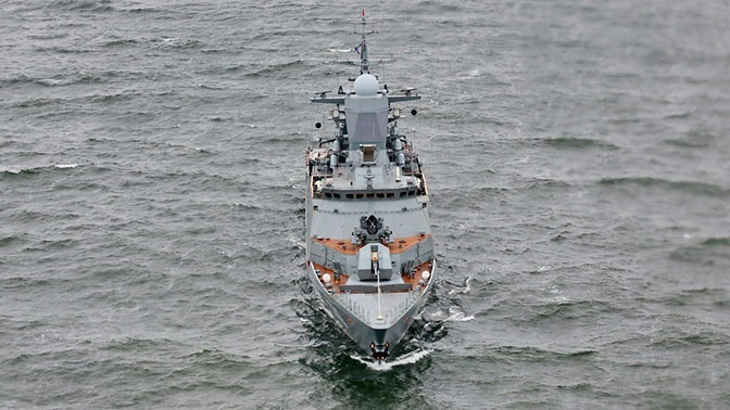 Корвет «Меркурий» поступит в ВМФ в 2022 году