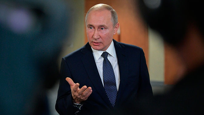 Путин: сближение России и Украины неизбежно