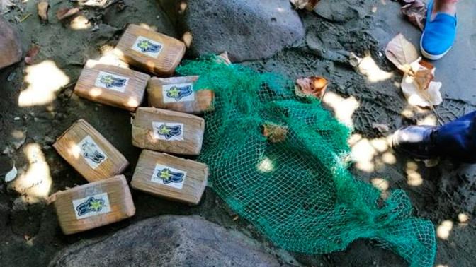 На берег Филиппин выбросило брикеты с кокаином на сумму $682 тыс.