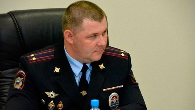 Начальник омской полиции избил машиниста в московском метро