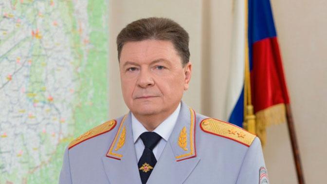 Главу МВД Крыма сняли с должности