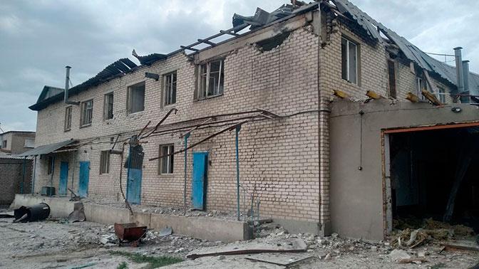 Басурин: ситуация с обстрелами в ДНР близка к 2014-2015 годам