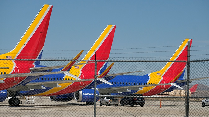 Стало известно, когда Boeing 737 MAX может вновь начать полеты