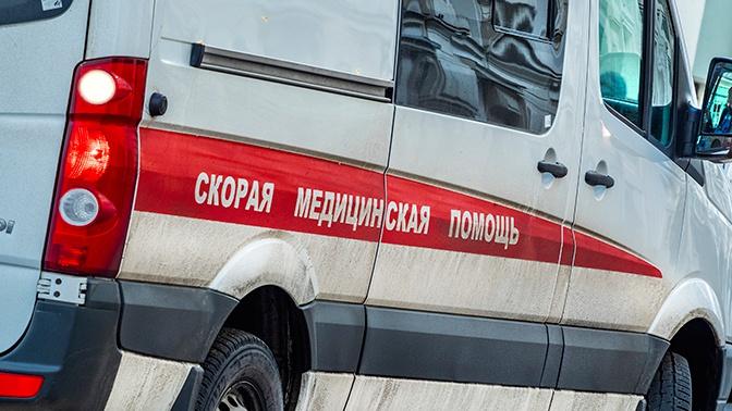 Грузовик протаранил микроавтобус с пассажирами в Якутии