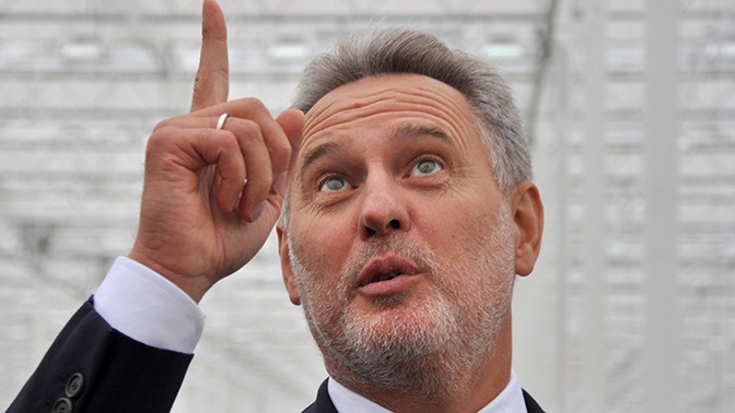 Вице-канцлер Австрии согласовал экстрадицию украинского олигарха Фирташа в США