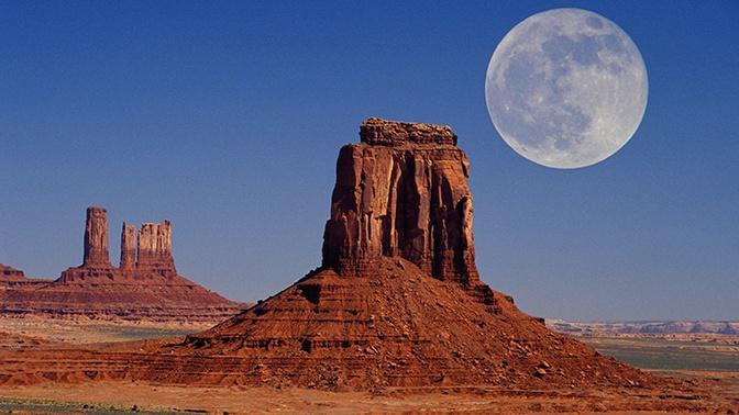 СМИ напомнили о секретном плане США сбросить на Луну атомную бомбу