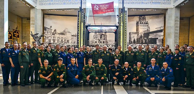В Вооружённых силах Российской Федерации стартовал Всеармейский этап конкурса «Воин мира» Армейских международных игр – 2019.