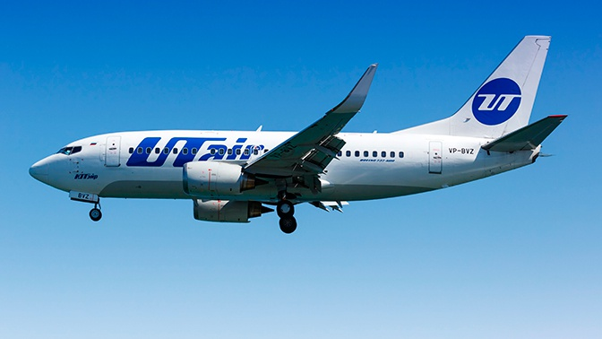 Пассажирский лайнер экстренно приземлился в Екатеринбурге