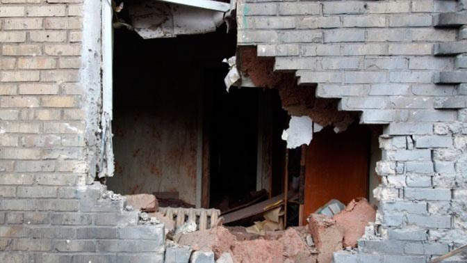 В ДНР обвинили в обстреле Красногоровки и гибели мирного жителя «Правый сектор»*