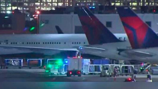 В США столкнулись два пассажирских самолета