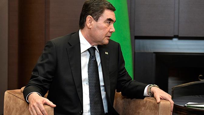В посольстве Туркмении опровергли сообщения о смерти Бердымухамедова