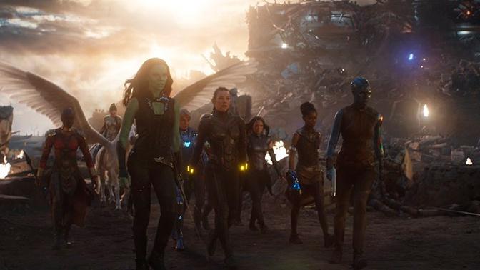 Marvel анонсировала старт новой фазы киновселенной