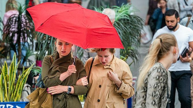Москву ожидает новый циклон: каким будет конец июля