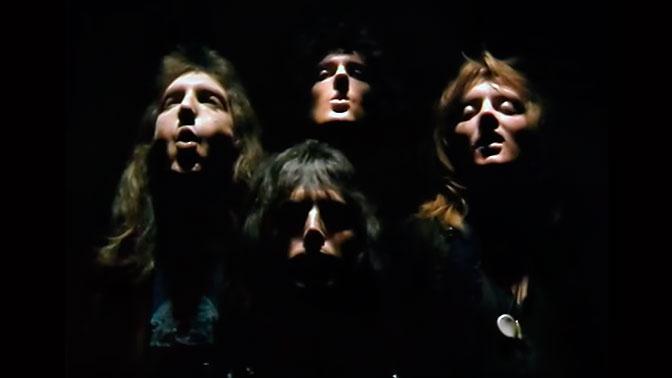 Песня группы Queen «Богемская рапсодия» набрала более 1 млрд просмотров на YouTube
