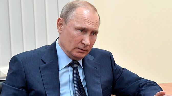 Путин поручил установить мониторинг нарушений при рубке леса с помощью ГЛОНАСС