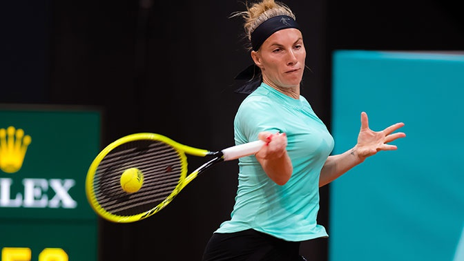 Теннисистка Кузнецова не сможет выступить на турнире в США из-за проблем с визой
