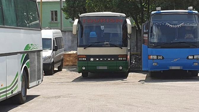 СБУ заблокировала автобусные рейсы из Одессы в ЛНР