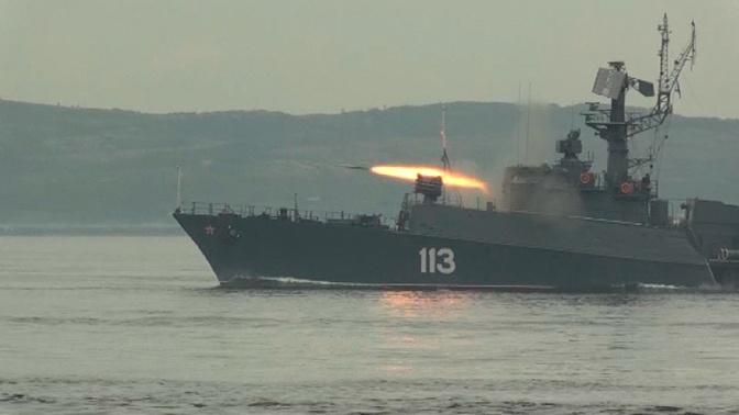 Защитники севера: как прошел парад в честь Дня ВМФ РФ в Североморске