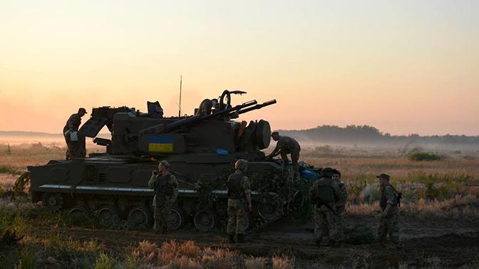 ДНР: на Украине задержаны 19 бойцов ВСУ в состоянии алкогольного и наркотического опьянения