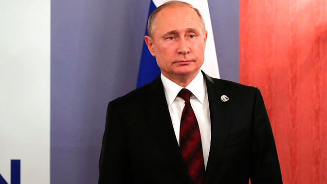 Путин поздравил российских пловцов с победами на ЧМ в Южной Корее