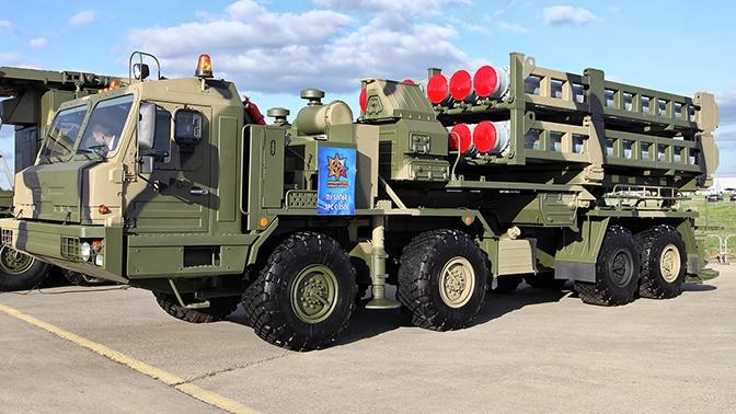 «Убийца крылатых ракет»: названы главные преимущества С-350