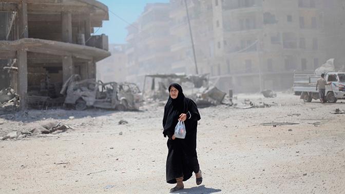 Боевики нанесли не менее 12 ударов по мирным городам Сирии