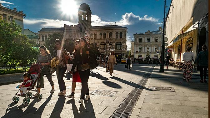Синоптики назвали сроки возвращения тепла в Россию