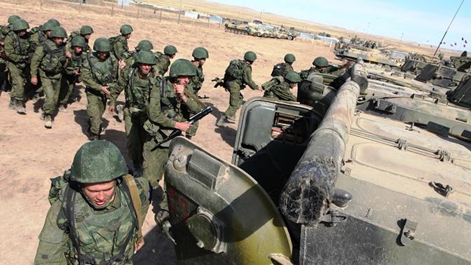 В Армении началось слаживание мотострелковых рот по модульной системе