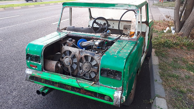 «Покажу, кто тут папа»: поразивший Илона Маска студент из РФ собрал вторую машину